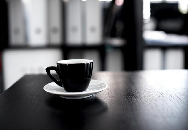 Morning Teacup